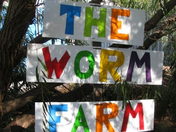 THE WORM FARM STORE